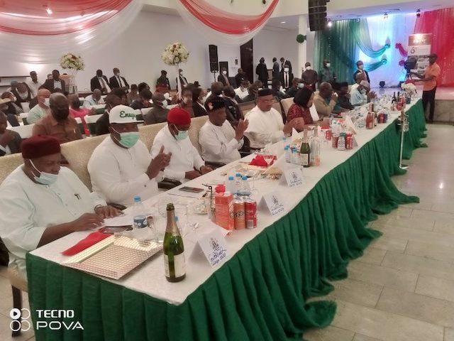 PDP governors meet in Uyo Akwa Ibom state