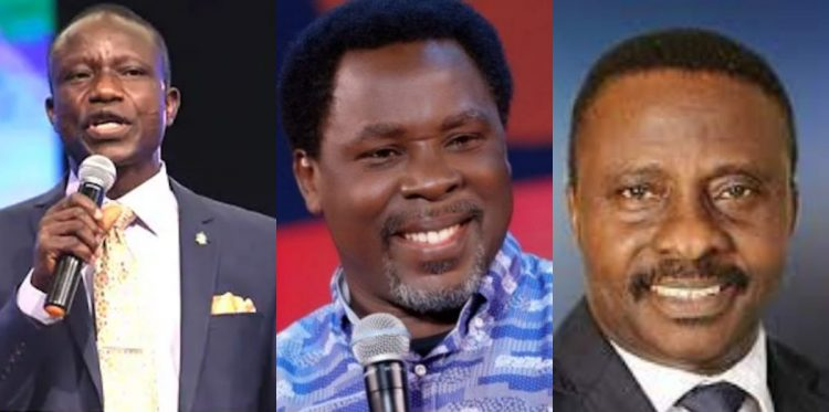 In death, CAN, PFN fight T.B. Joshua: No condolence messages days after