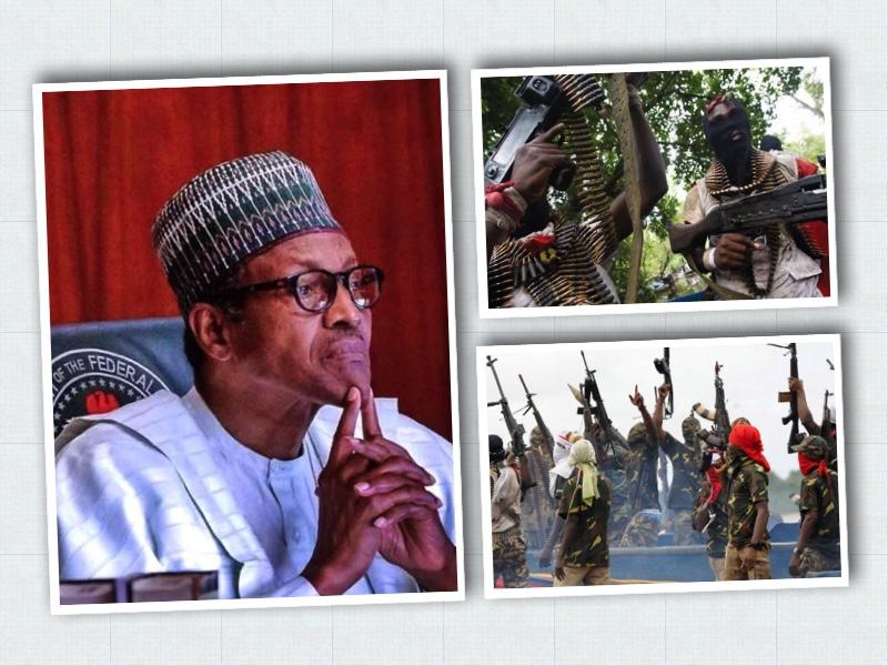 President Buhari makes subtle appeal to Niger Delta Avenger to stop sabre-rattling