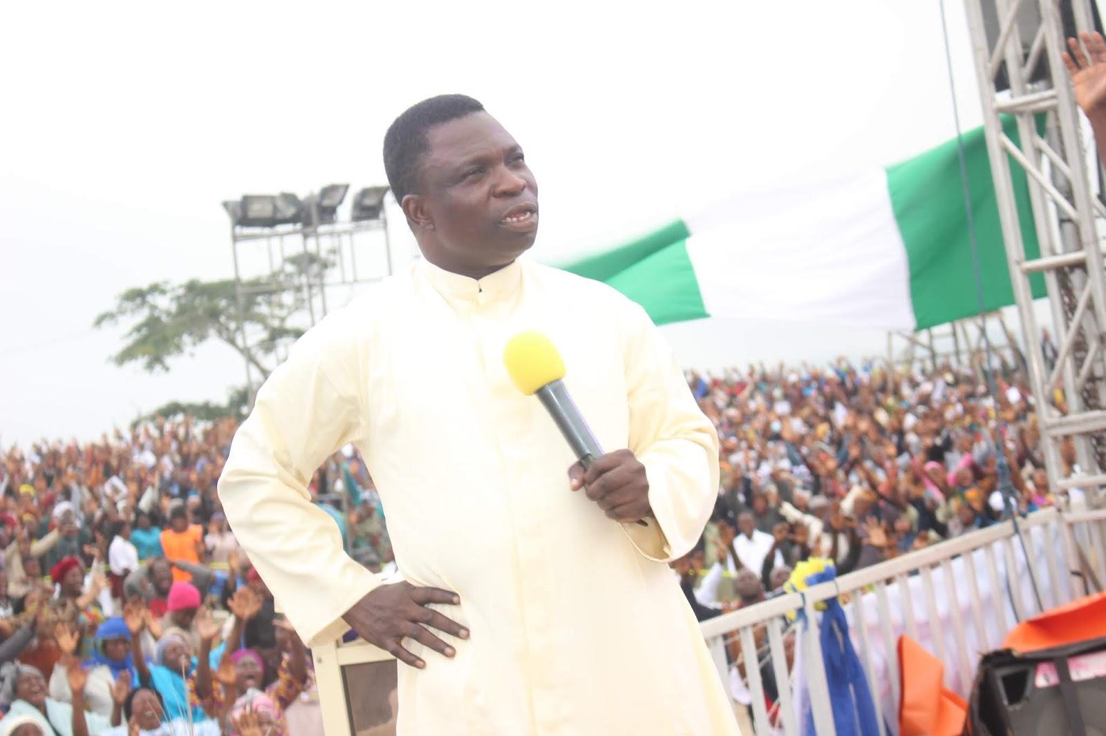 Prophet Hezekiah Oladeji