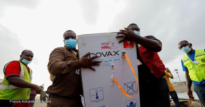 Tanzania-covax