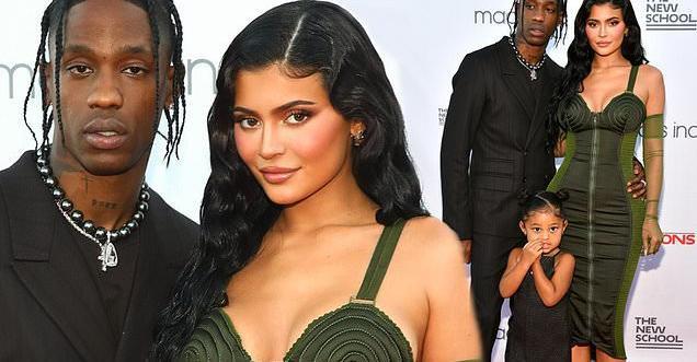 Travis Scott and Kylie Jenner back as couple