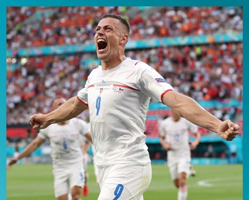 Czech Republic knock out Netherlands in Round of 16