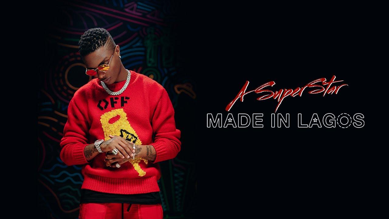 Wizkid's new album  reveals insight to background in Lagos