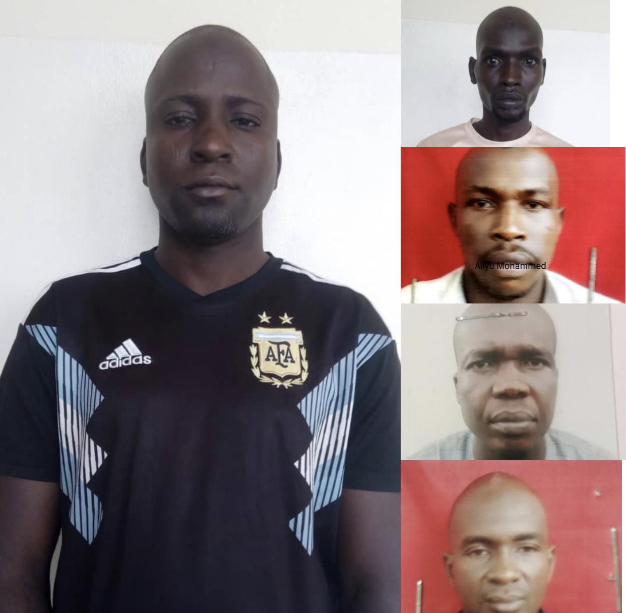 Court Jails Five Oil Thieves In Port Harcourt.