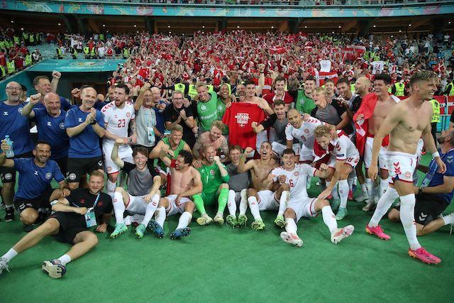 Danish team: first semi-final in 29 years