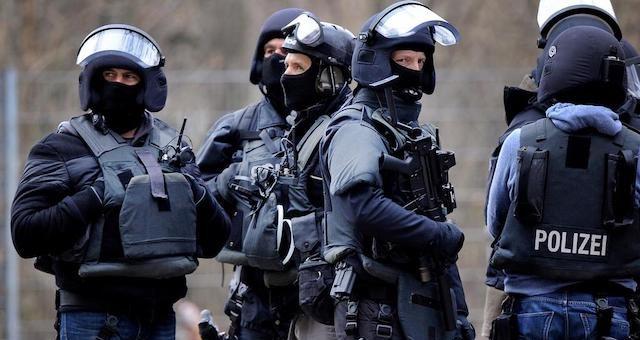 German police arrest over 750 criminal suspects