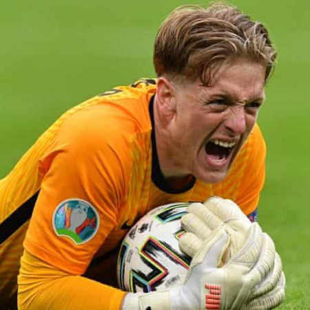 Jordan Pickford to win Euro 2020 Golden Glove