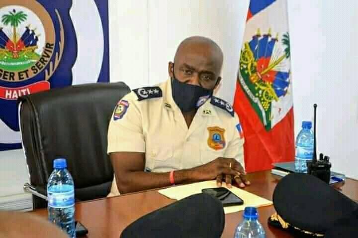 Leon Charles Haiti police chief 2