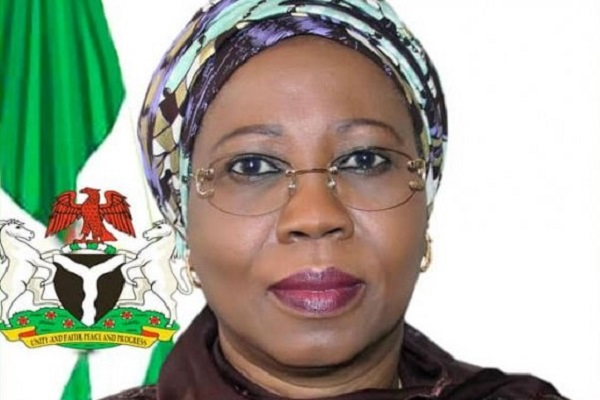 Maryam Katagum Minister of state for trade