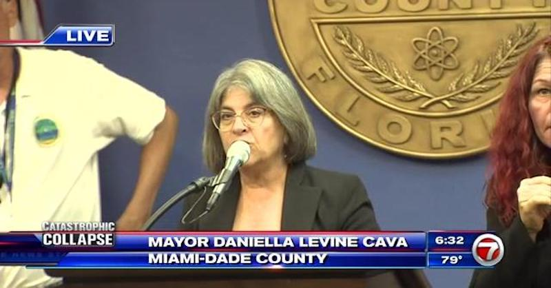 Miami-Dade Mayor Daniella Levine Cava