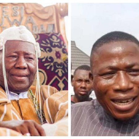 Olubadan denies collecting bounty on Sunday Igboho
