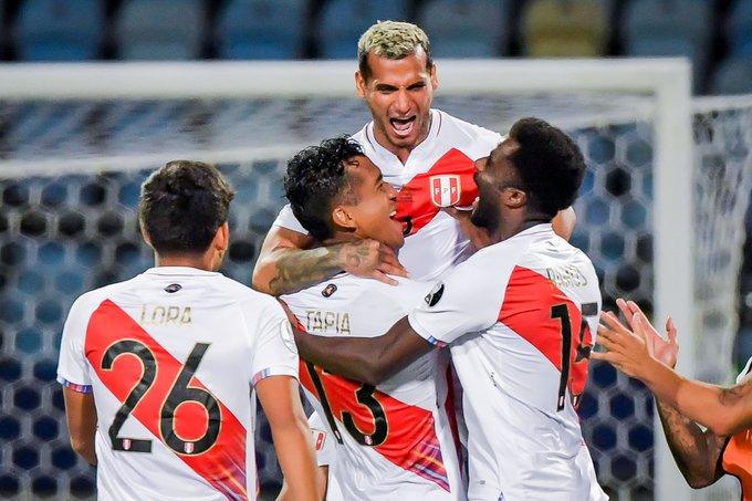 Peru through to Copa America semi-finals 1