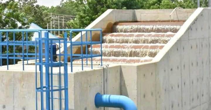 The Kazaure water scheme