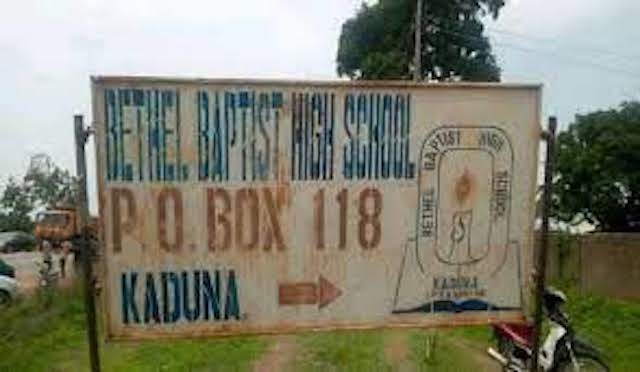 Kidnappers of 121 students of Bethel Baptist High School demands food for them