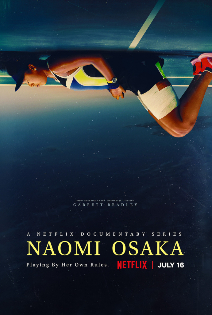 Naomi Osaka: Netflix debuts docuseries width=