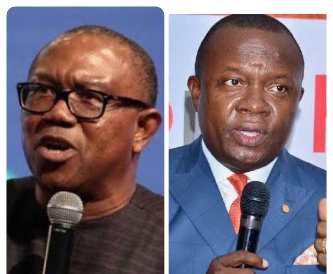 Peter Obi and Valentine Ozigbo urges PDP stakeholders to unite for victory in Anambra polls