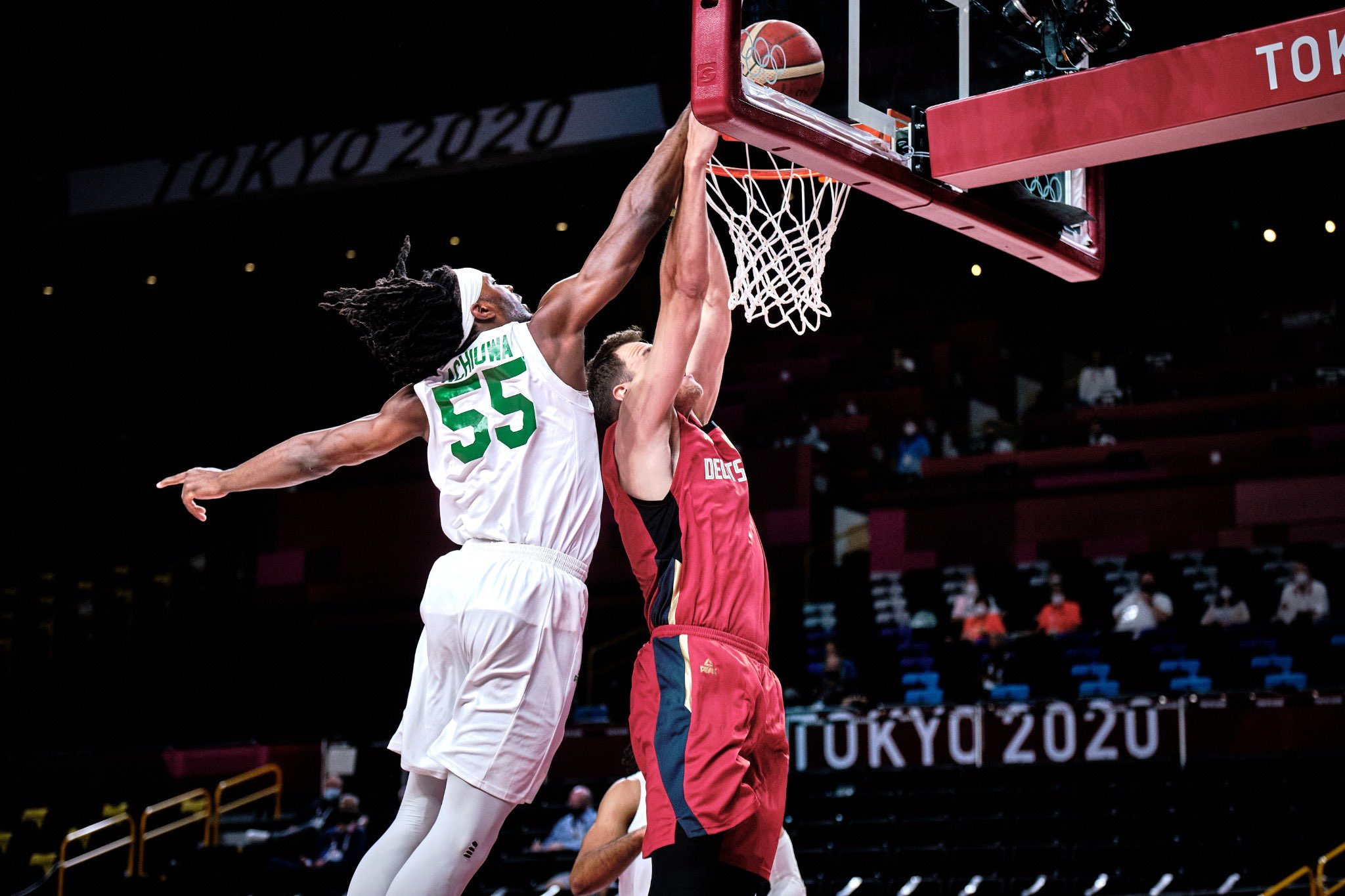 D'Tigers lose second match against Germany