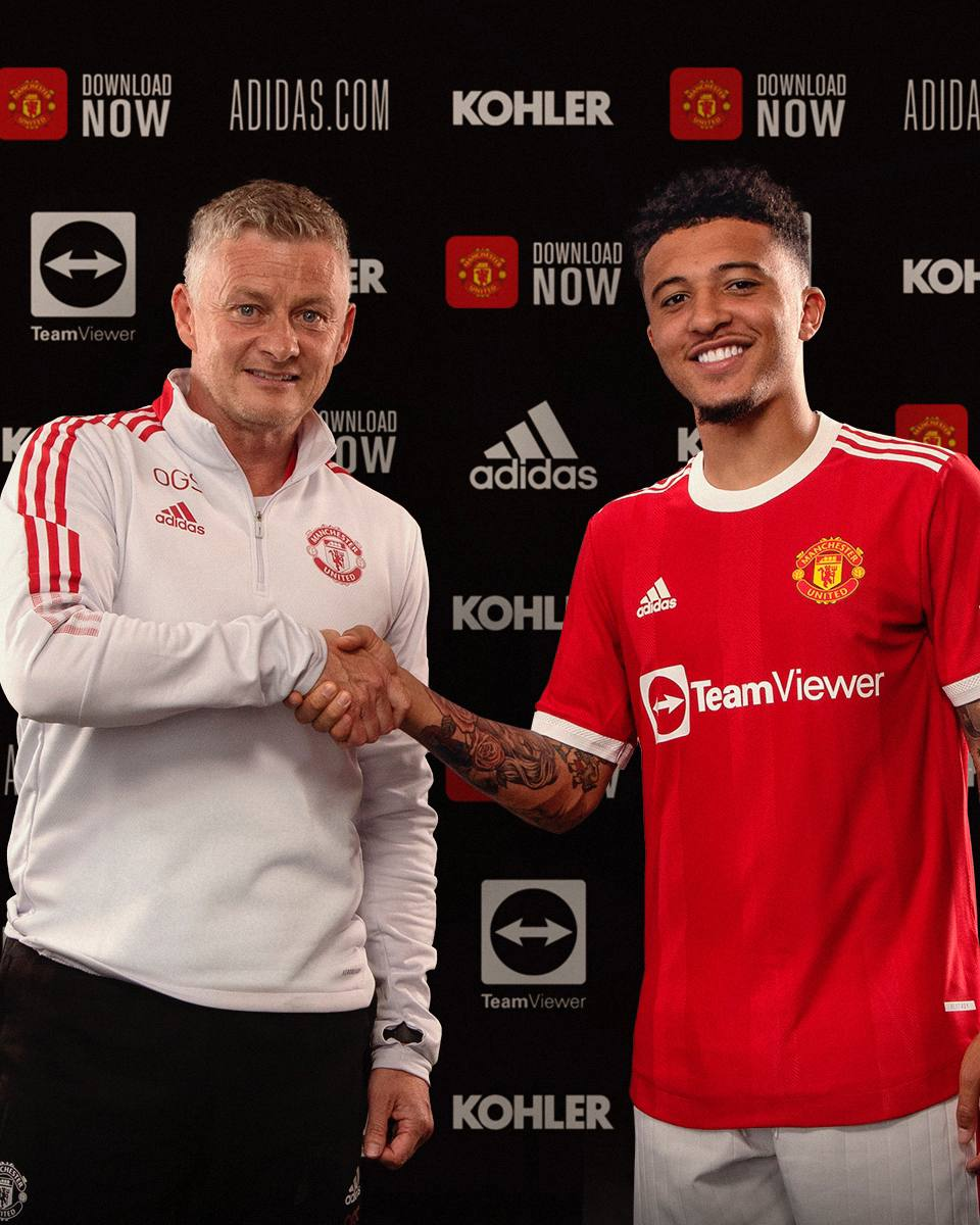 Manchester United complete deal for Jason Sancho