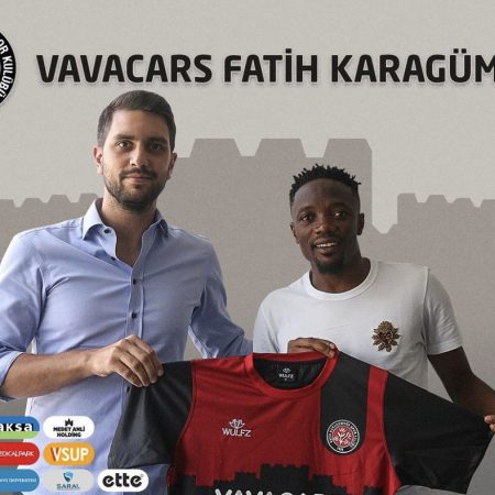 Ahmed Musa joins Fatih Karagumruk