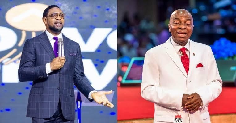 Biodun Fatoyinbo backs Oyedepo for sacking pastors