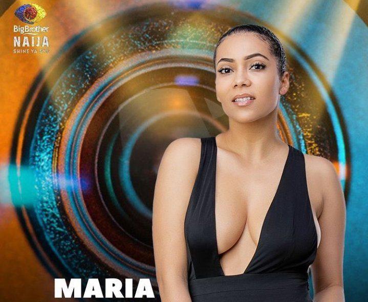 Maria Chike Agueze a.k.a Maria
