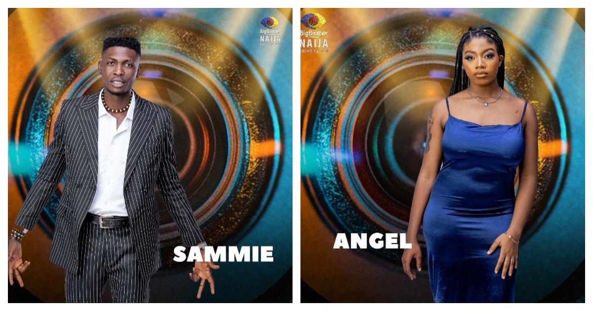 BBNaija housemates Angel, Sammie spark relationship rumor