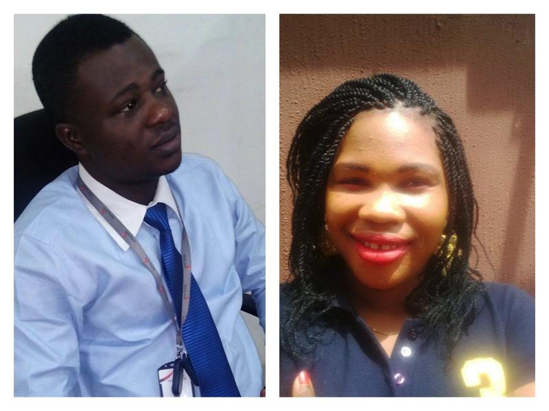 Adeolu Longe and his wife Oyinlola Olamide Longe