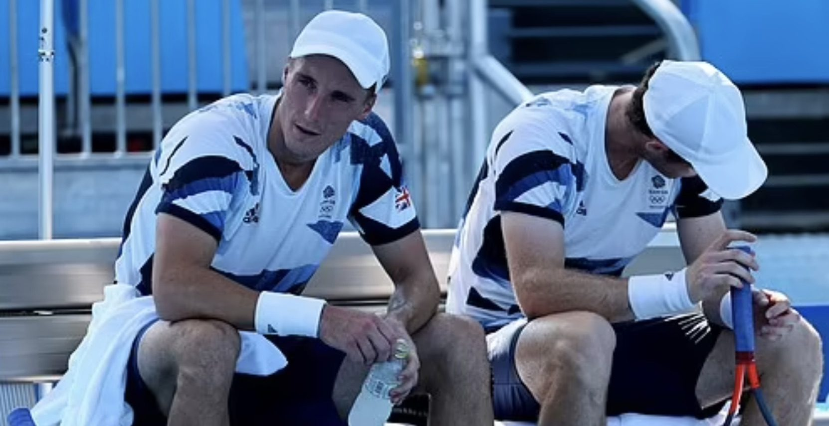 Andy Murray and doubles partner Joe Salisbury lose in Tokyo