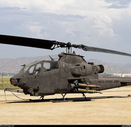 Bell AH-I cobra attack helicopter: Congress set to block sale to Buhari's govt over rights abuses