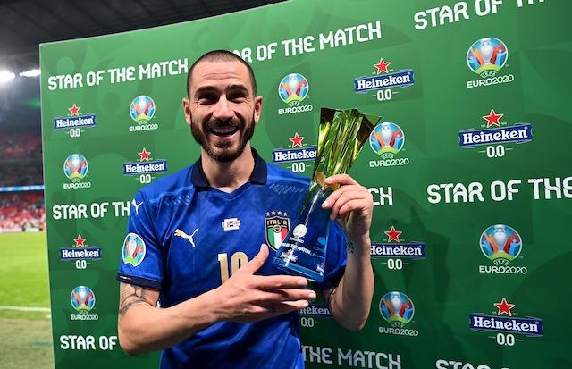 Bonnuci wins Heinekens star of the match