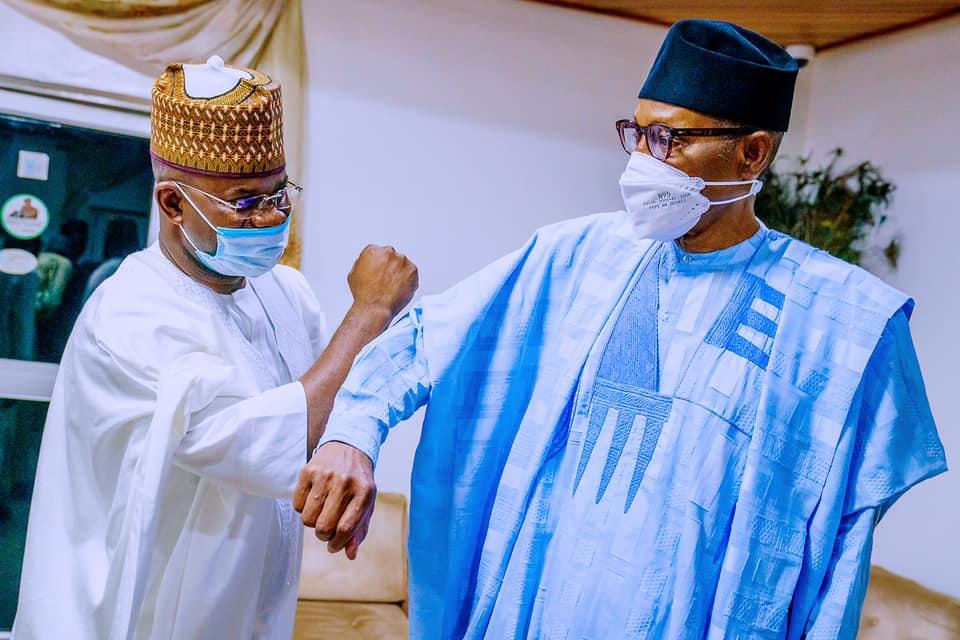 Buhari departs Katsina after Sallah holiday
