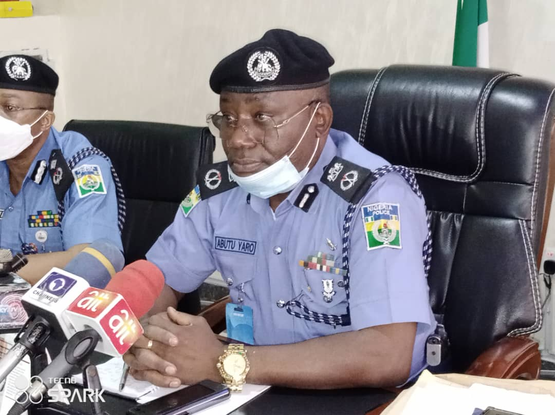 Imo State Police commissioner, Abutu Yaro FDC