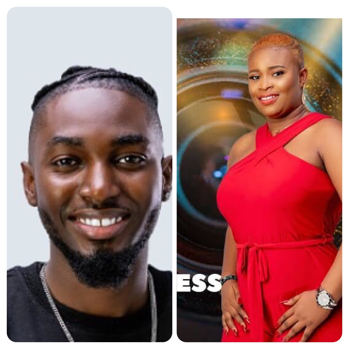 Princess and Jaypaul quarrel over bed space in Big Brother Naija house