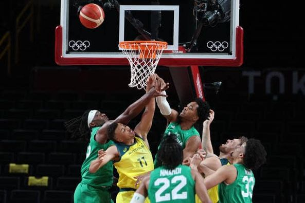 Tokyo Olympics: D'Tigers lose first game to Australia 84-65