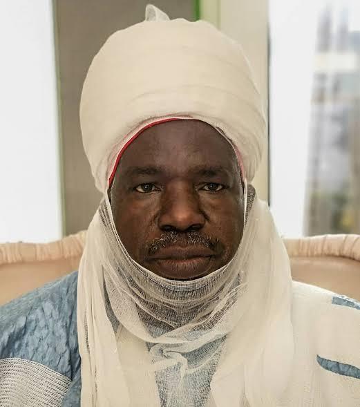 Emir of Muri Abbas Tafida
