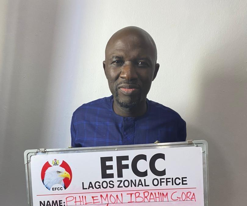 Lagos man Ibrahim Gora busted for alleged N525m fraud