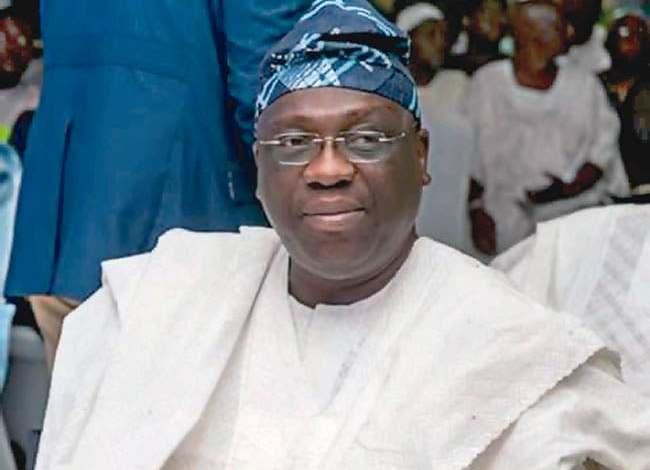 Fouad Oki, APC Factional Chairman in Lagos