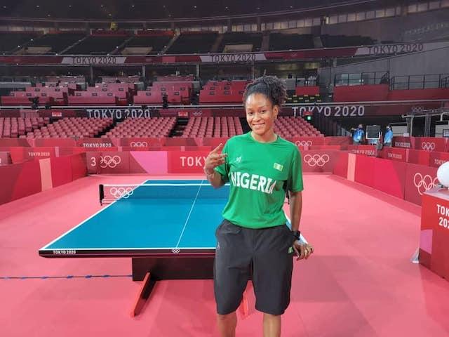 Funke Oshonaike crashes out of Tokyo Olympics