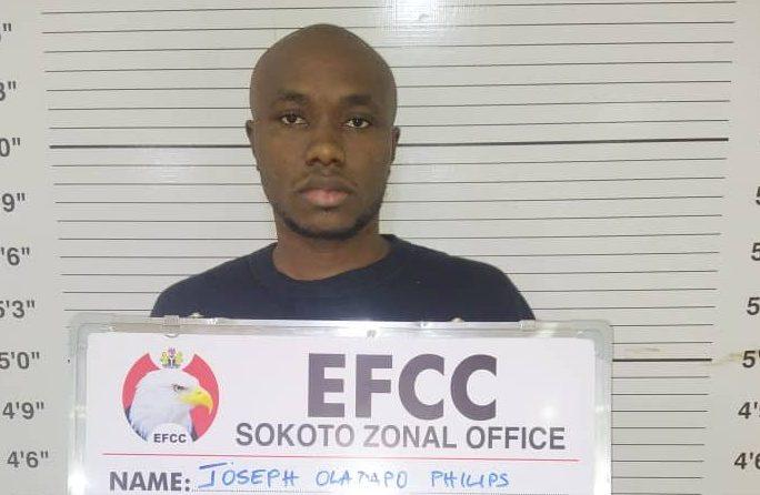 Joseph Oladapo Philip bags 10-year jail term for $18,700 cyber fraud