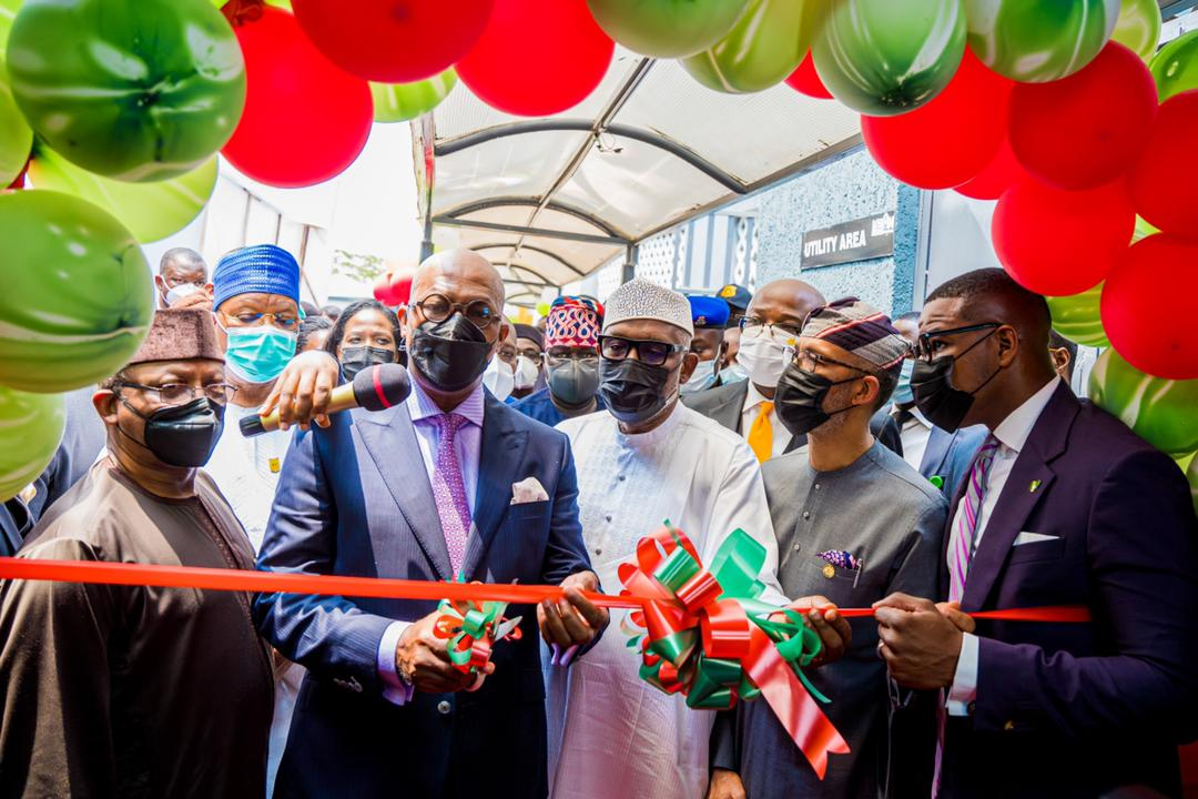 ICT centre built by JAMB commissioned in Igbesa Ogun state