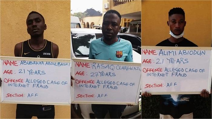 Unilorin, KWASU, Kwara Poly students jailed for cybercrime