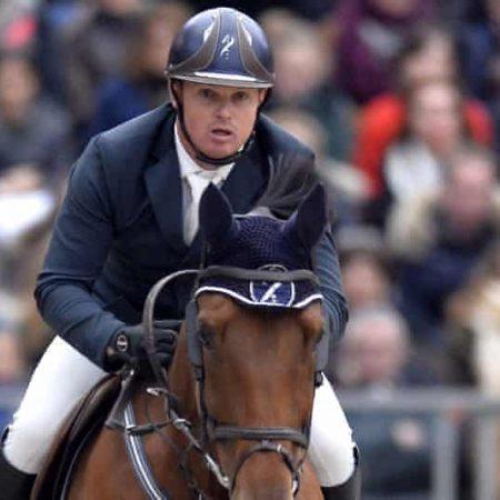 Jamie Kermond Australian showjumper suspended for doping