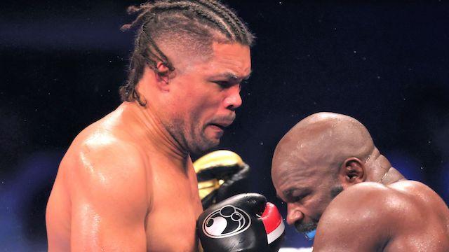 Joe Joyce stops Carlos Takam in 6th round