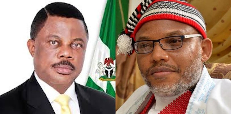 Anambra government says it has no hand in arrest of Nnamdi Kanu