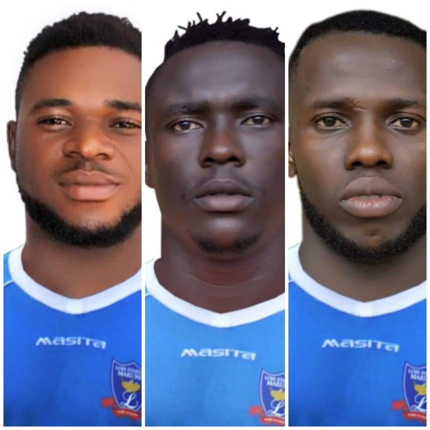 Lobi stars suspend Ebube Duru, John Lazarus and Ossy Martins