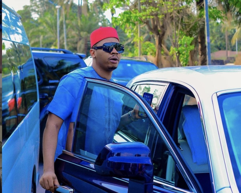 Man-like-Chico Madubuko buys two luxury cars in two weeks, one for mom
