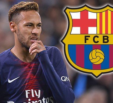 Neymar and Barcelona settle lawsuit
