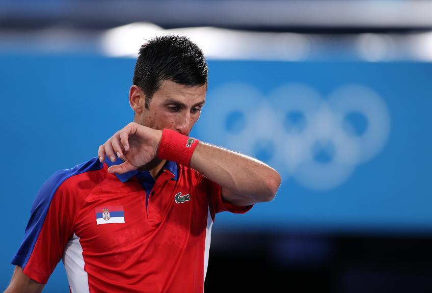 Novak Djokovic withdraws from Tokyo Olympics