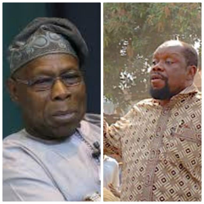 Obasanjo and Ojukwu